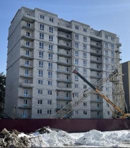 Житловий комплекс Парковий