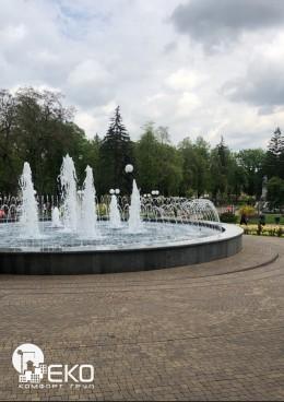 Фонтани Чернігова